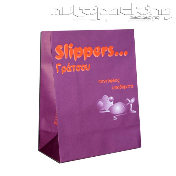 Χάρτινες-τσάντες-slippers